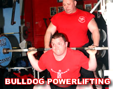 Genesis Gym London: Bulldog Powerlifting