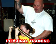 Genesis Gym London: Personal Training